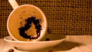 Significado lectura del cafe