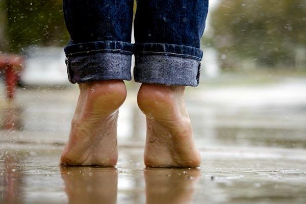 significado soñar con pies